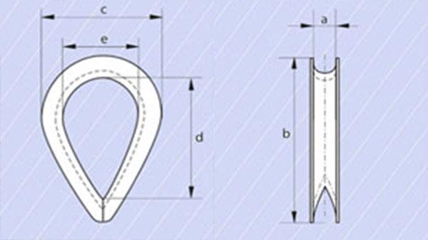 Mô tả cấu tạo của lót cáp