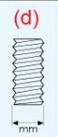 Đường kính bu lông