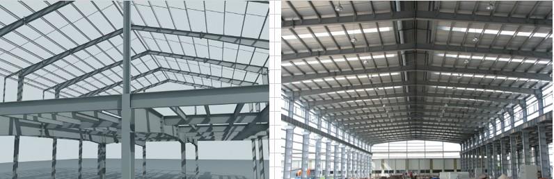 ty giăng xà gồ được ứng dụng trong thi công mái xà xưởng