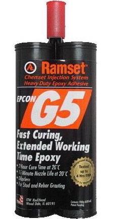 Hóa chất Ramset epoxy G5