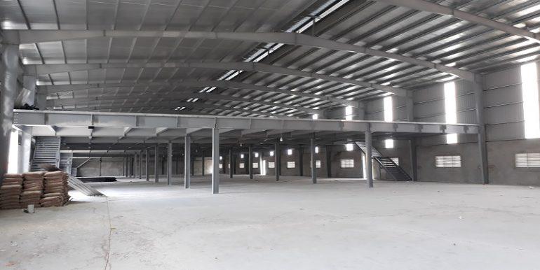 hệ thống mái nhà xưởng