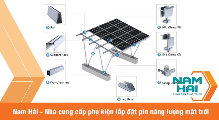 phụ kiện lắp đặt pin năng lượng mặt trời 4