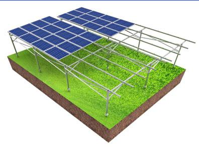 lắp hệ thống pin mặt trời