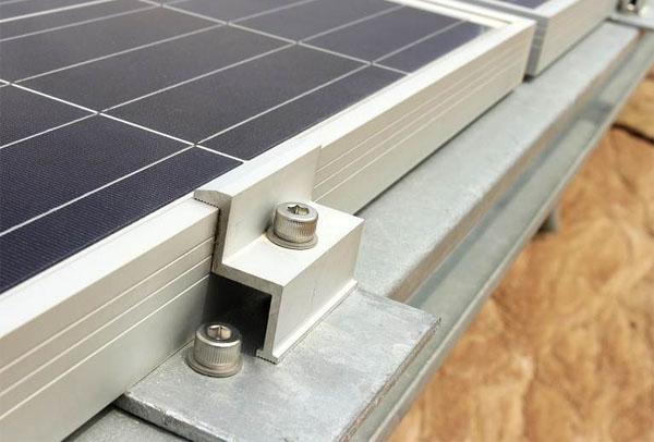 thiết kế lắp đặt pin mặt trời